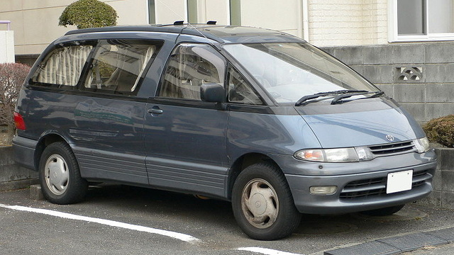Picture of 1992 Toyota Previa