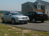 Picture of 2001 Audi S4 quattro Sedan AWD, exterior, gallery_worthy