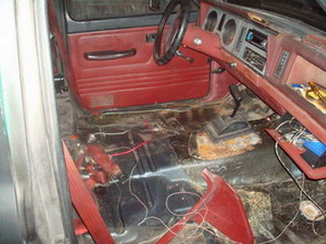 Ford Ranger Questions Which Bucket Seats Are Compatible