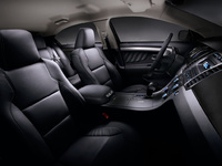 2010 Ford Taurus, Interior View, manufacturer, exterior