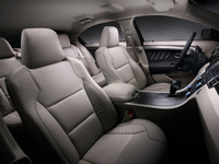 2010 Ford Taurus, Interior View, manufacturer, interior