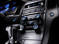 2010 Ford Taurus, Interior Dash View, manufacturer, interior