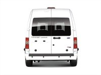 2010 Ford Transit Connect, Back View, exterior, manufacturer