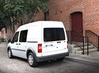 2010 Ford Transit Connect, Back Left Quarter View, exterior, manufacturer, gallery_worthy