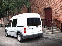 2010 Ford Transit Connect, Back Left Quarter View, exterior, manufacturer