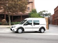 2010 Ford Transit Connect, Left Side View, manufacturer, exterior