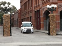 2010 Ford Transit Connect, Front View, exterior, manufacturer