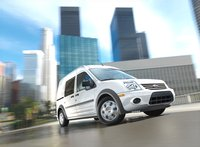 2010 Ford Transit Connect, Front Right Quarter View, exterior, manufacturer