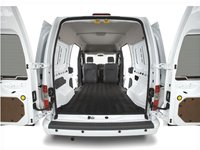 2010 Ford Transit Connect, Interior Cargo View, exterior, interior, manufacturer, gallery_worthy