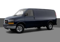 2007 GMC Savana Cargo Overview