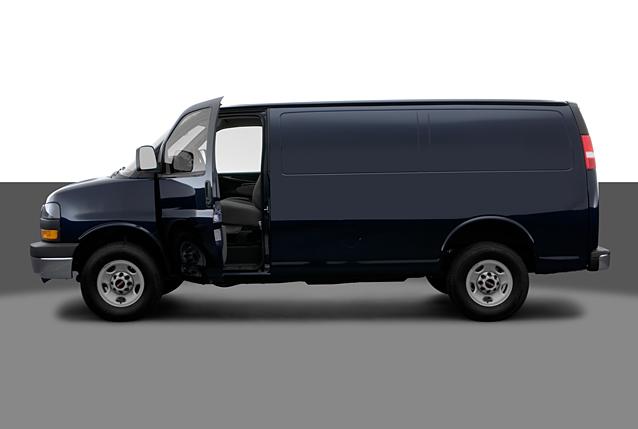 2007 GMC Savana Cargo