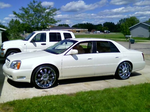 Los_accord 2002 Cadillac DTS Specs, Photos, Modification ... |2002 Cadillac Dts Custom