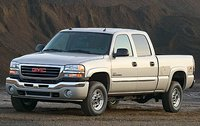 2007 GMC Sierra Classic 3500, Front Left Quarter View, exterior, manufacturer, gallery_worthy