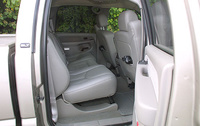 2007 GMC Sierra Classic 3500, Interior View, interior, manufacturer