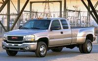 2007 GMC Sierra Classic 3500, Front Left Quarter View, exterior, manufacturer