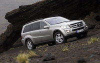 2007 Mercedes-Benz GL-Class GL 320 CDI, Front Right Quarter View, exterior, manufacturer
