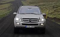 2007 Mercedes-Benz GL-Class GL 320 CDI, Front View, exterior, manufacturer