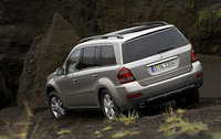 2007 Mercedes-Benz GL-Class GL 320 CDI, Back Left Quarter View, exterior, manufacturer