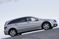 2007 Mercedes-Benz R-Class R320 CDI, Right Side View, exterior, manufacturer