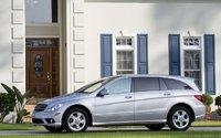 2007 Mercedes-Benz R-Class R320 CDI, Left Side View, exterior, manufacturer
