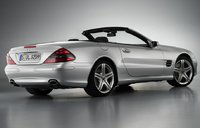2007 Mercedes-Benz SL-Class, Back Right Quarter View, exterior, manufacturer