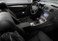 2007 Mercedes-Benz SL-Class, Interior View, interior, manufacturer