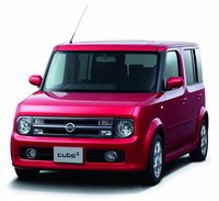 2007 Nissan Cube Overview