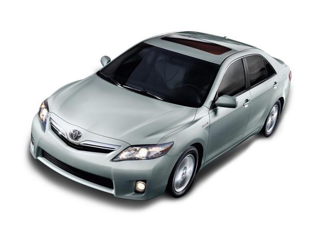 2010 Toyota Camry, Front Left Quarter View, exterior, manufacturer