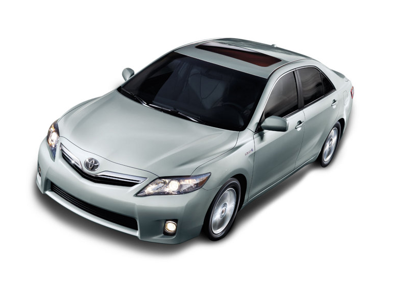 2010 Toyota Camry, Front Left Quarter View, exterior, manufacturer