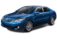 2010 Toyota Camry, Front Left Quarter View, exterior, manufacturer, gallery_worthy