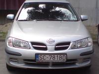 2000 Nissan Almera Overview