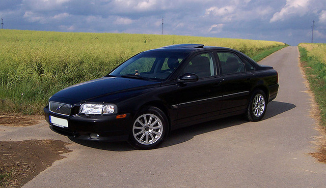 Picture of 2001 Volvo S80 T6