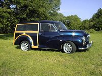 Picture of 1969 Morris Minor, exterior