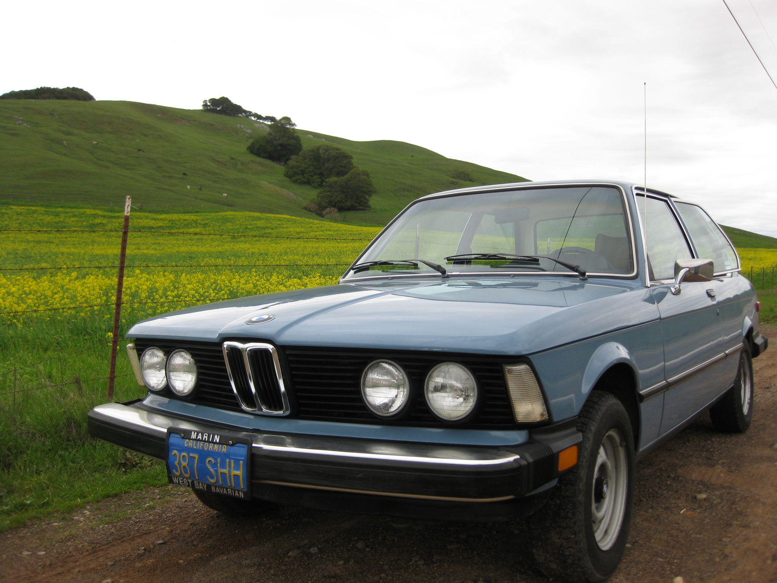 1977 BMW 3 Series 320i, 1977 BMW 320i picture, exterior