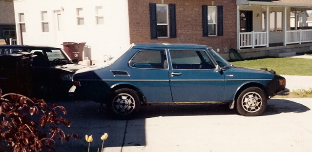 Picture of 1976 Saab 99, exterior, gallery_worthy