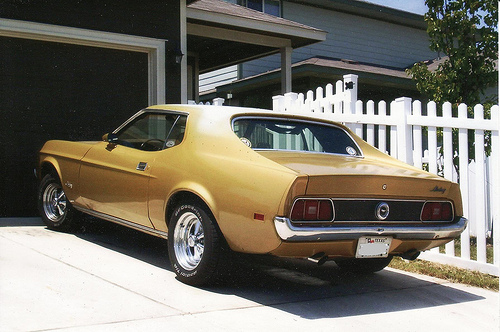 Picture of 1972 Ford Mustang Base, exterior