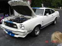 Picture of 1976 Ford Mustang Cobra II, engine, exterior