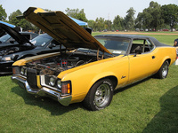 Picture of 1972 Mercury Cougar, engine, exterior