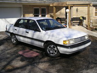 Picture of 1990 Mercury Topaz 4 Dr GS Sedan, exterior