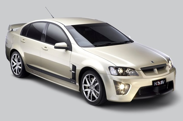 Picture of 2007 HSV Clubsport R8