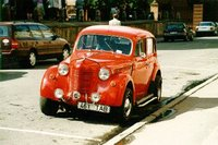 1956 Moskvitch 400/420 Overview