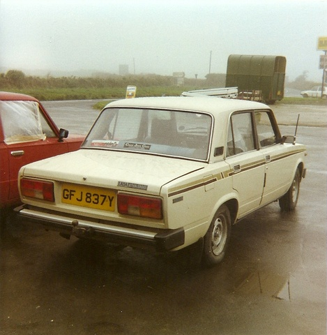 Picture of 1983 Lada Riva, exterior