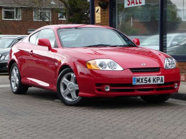 Picture of 2004 Hyundai Coupe