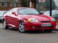 2004 Hyundai Coupe Overview