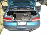 Picture of 1995 Nissan Altima GXE, engine