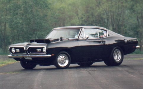 Picture of 1969 Plymouth Barracuda, exterior, gallery_worthy