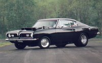 1969 Plymouth Barracuda Overview