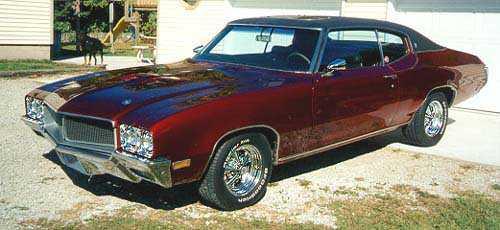 1971 Buick Skylark picture, exterior