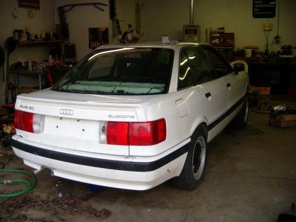 1991 Audi 80 - Pictures - CarGurus