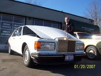 1995 Rolls-Royce Silver Spirit Overview